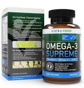 Omega-3 Supreme Fish Oil