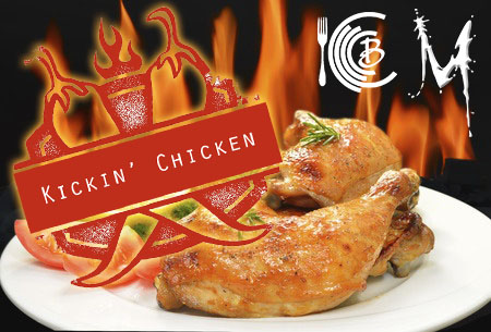 Uncle Matty's Sauces Meet CB's Kickin' Chicken